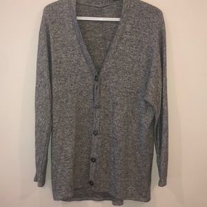 American Eagle Salt & Pepper Soft & Sexy Cardigan